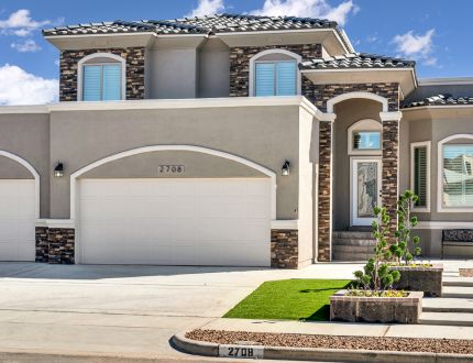 El Paso Home Builder Quality New Houses Edward S Homes Floor Plans